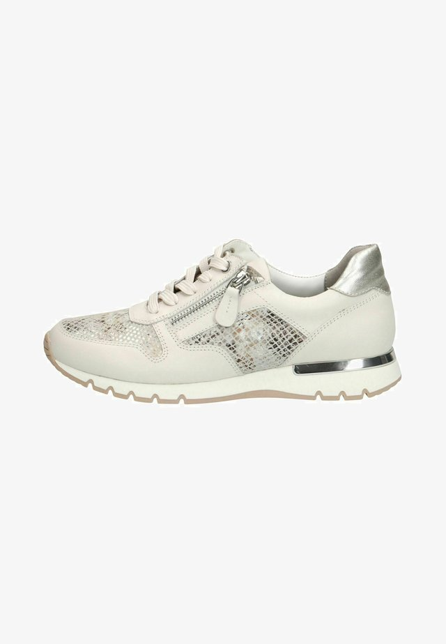WOMS LACE-UP - Sneakers laag - lt grey snak.c