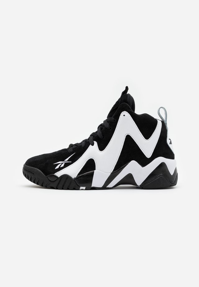 KAMIKAZE II - High-top trainers - white/panton/black