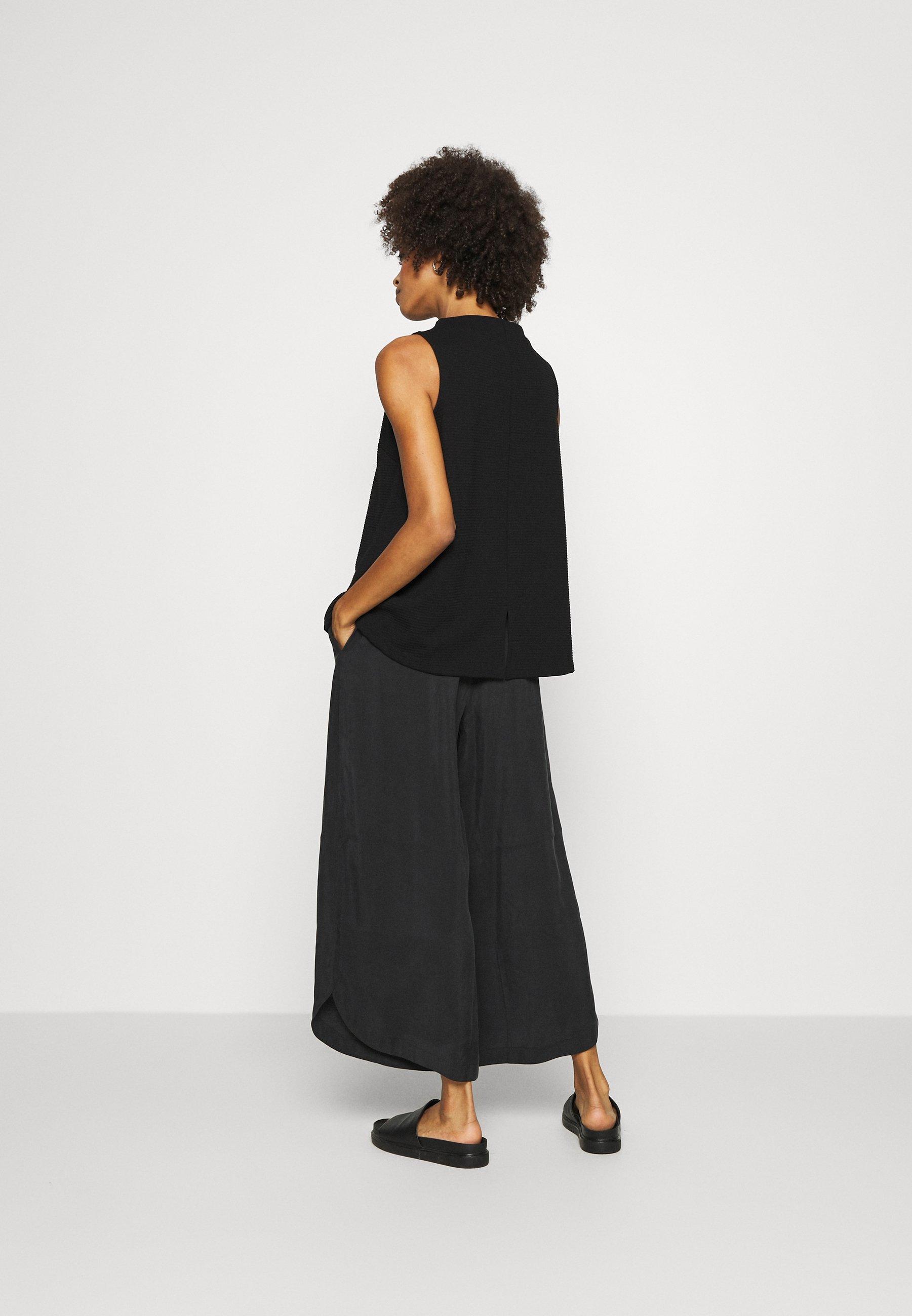 Opus IKONA - Top - black - Abbigliamento da donna Perfetto
