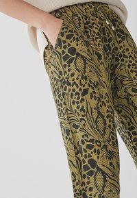 Next - Pantalon de survêtement - khaki - 4