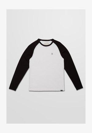 PEN BSC LS - Long sleeved top - black