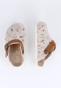 Genuins - Slippers - beige - 1