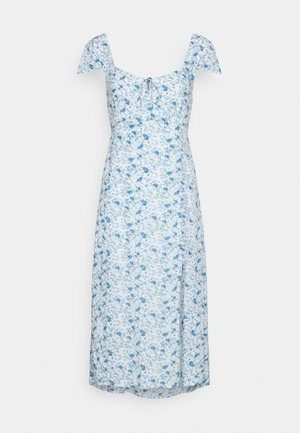 MIDI DRESS - Vapaa-ajan mekko - light blue