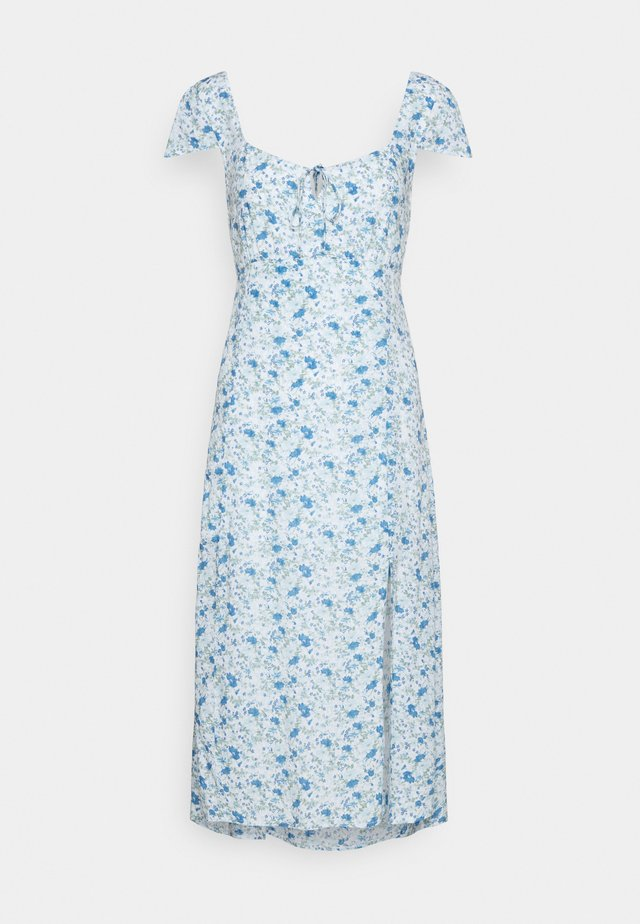 MIDI DRESS - Robe d'été - light blue