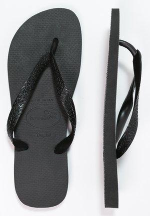 TOP - Pool shoes - black