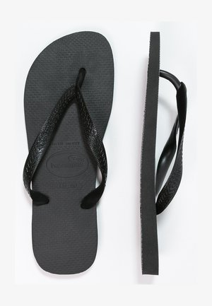 TOP - Pool shoes - schwarz