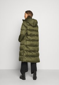 Marc O'Polo - BIG PUFFER COAT FILLED - Down coat - khaki - 2