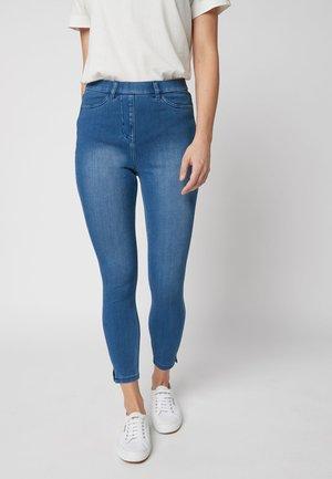 JERSEY CROPPED  - Legging - royal blue