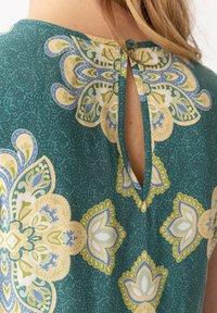 Indiska - KAMRYN  - Day dress - green - 3