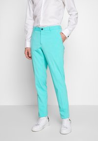 Lindbergh - PLAIN SUIT  - Traje - sea blue - 3