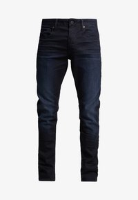 G-Star - 3301 SLIM - Jean slim - blue - 4