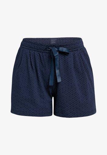 Pyjama bottoms - nachtblau