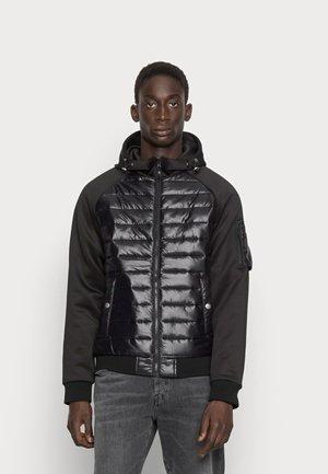 JJEGILLI PUFFER JACKET - Summer jacket - black