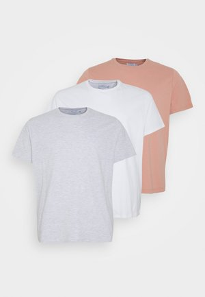 CLASSIC 3 PACK - Basic T-shirt - multi
