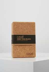 Casall - YOGA BLOCK  - Fitness/yoga - natural cork - 4