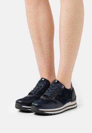 Sneakers laag - dark blue/ocean
