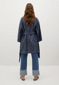 Mango - Summer jacket - dunkles marineblau - 2