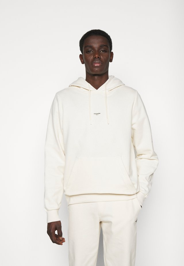 OSLO HOODIE - Sweatshirt - ecru
