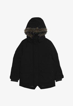 GÖTEBORG BOYS PARKA - Veste d'hiver - black
