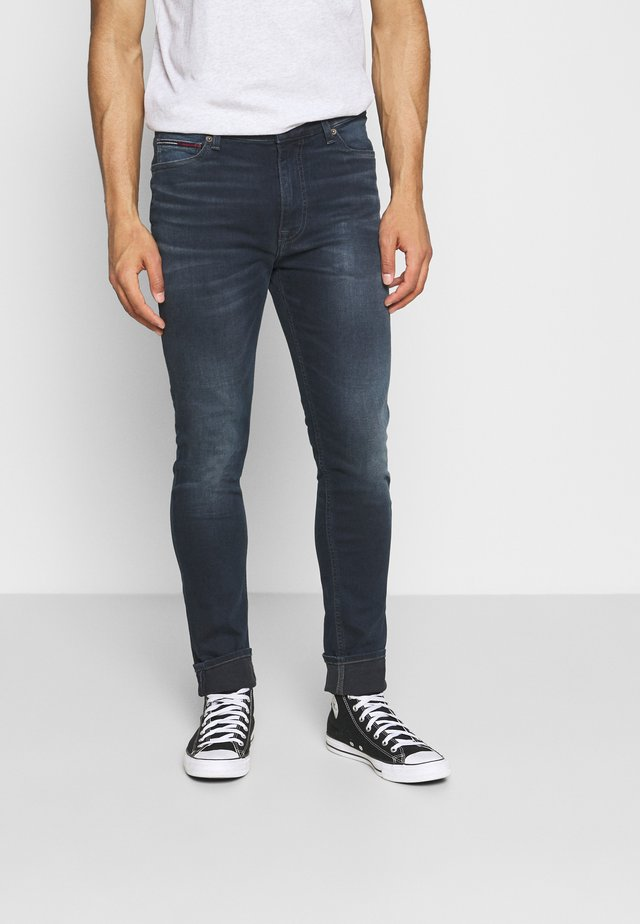 SIMON SKINNY - Slim fit jeans - denim