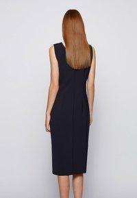 BOSS - Shift dress - open blue - 2