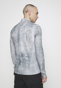 Jaded London - SEAMLESS HIGHNECK CONCRETE - Long sleeved top - concrete - 2