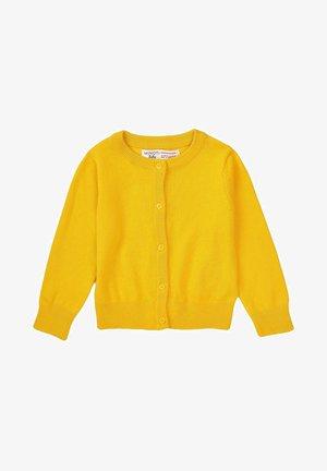 Kardigan - yellow