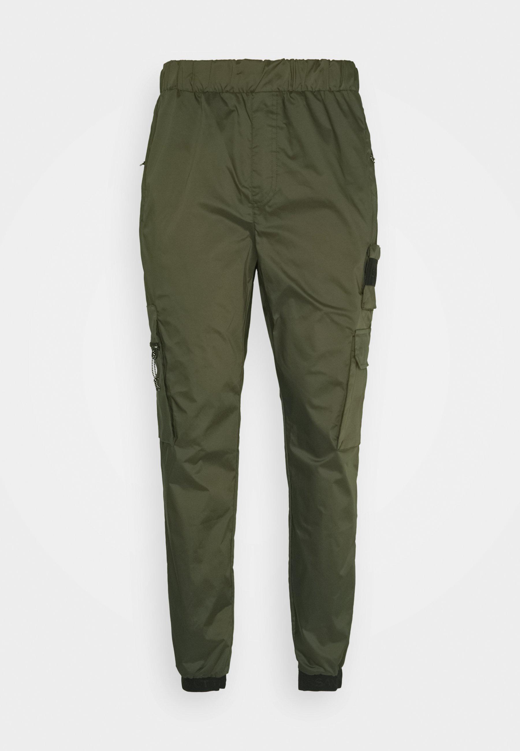 Men ARANOVA COMBAT - Cargo trousers