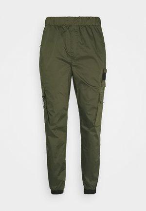 ARANOVA COMBAT - Cargo trousers - khaki