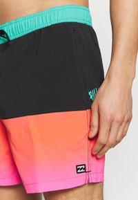 Billabong - FIFTY - Plavky - neon pink - 4