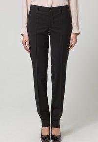 Filippa K - LUISA - Kalhoty - black - 2