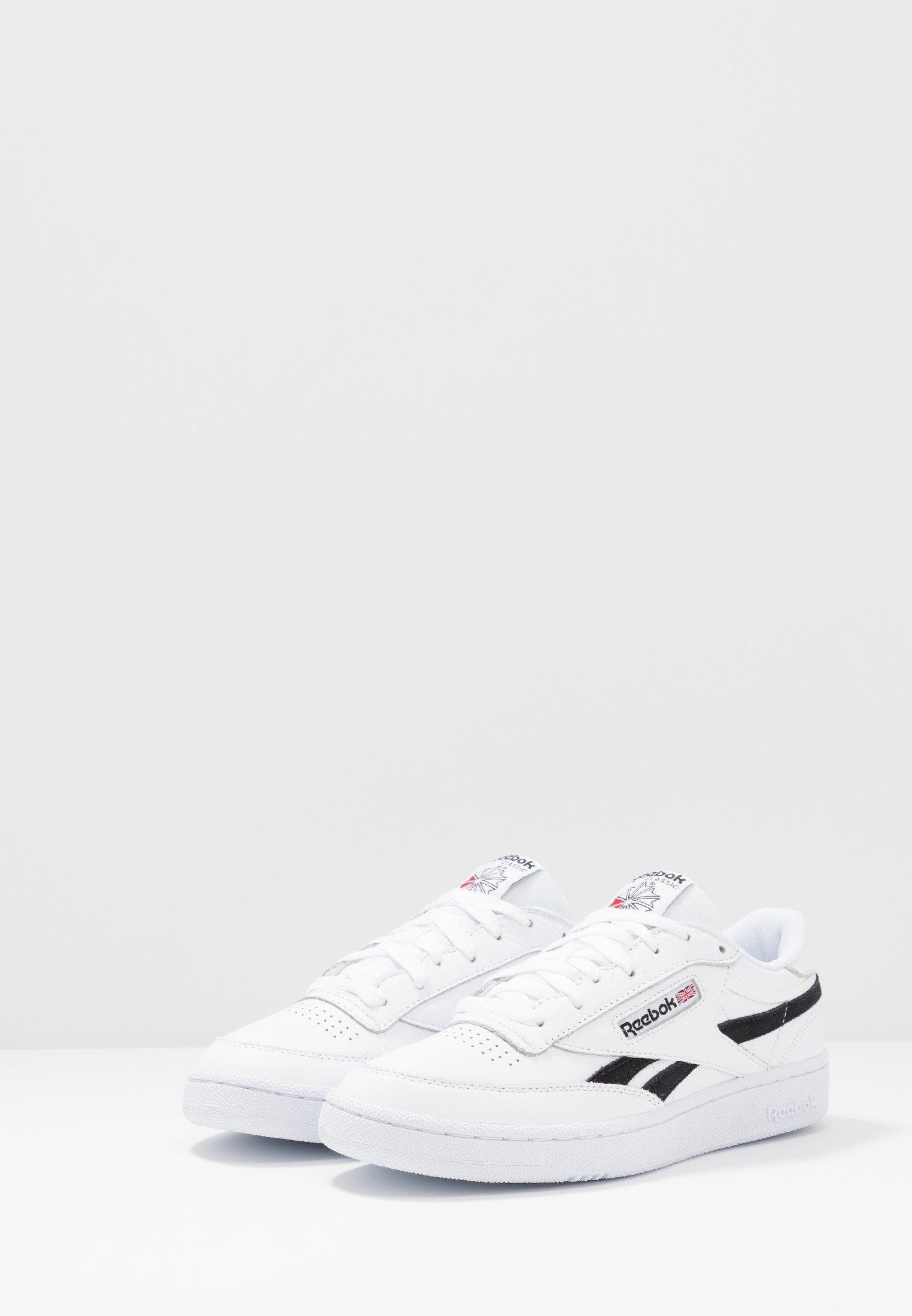 Reebok Classic CLUB C REVENGE  Sneaker low white/black/none/weiß