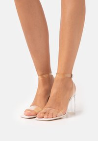 Nly by Nelly - FANTASTIC - Sandalias - beige - 0