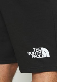 The North Face - RAINBOW SHORT - Sports shorts - black - 5
