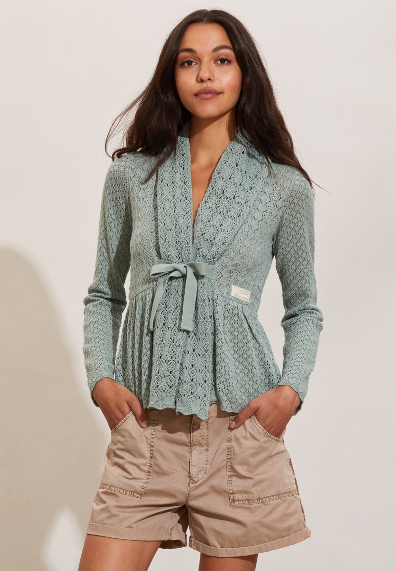 Odd Molly - CAN-CAN - Kardigan - washed cargo