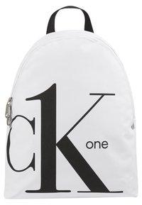 Calvin Klein Jeans - ROUNDED - Batoh - white - 7