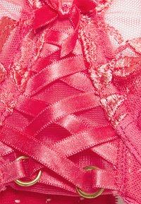 LASCANA - WIRE BRA - Underwired bra - coral - 2