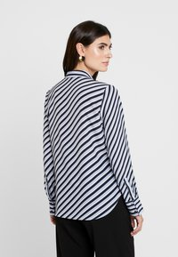 Opus - FASTINE DIAGONAL  - Button-down blouse - just blue - 2