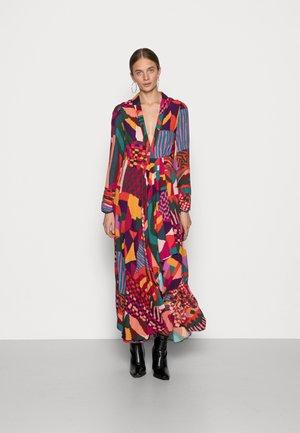 DRESS - Maxi dress - red