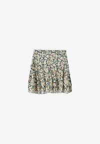 PULL&BEAR - A-line skirt - multi-coloured - 5