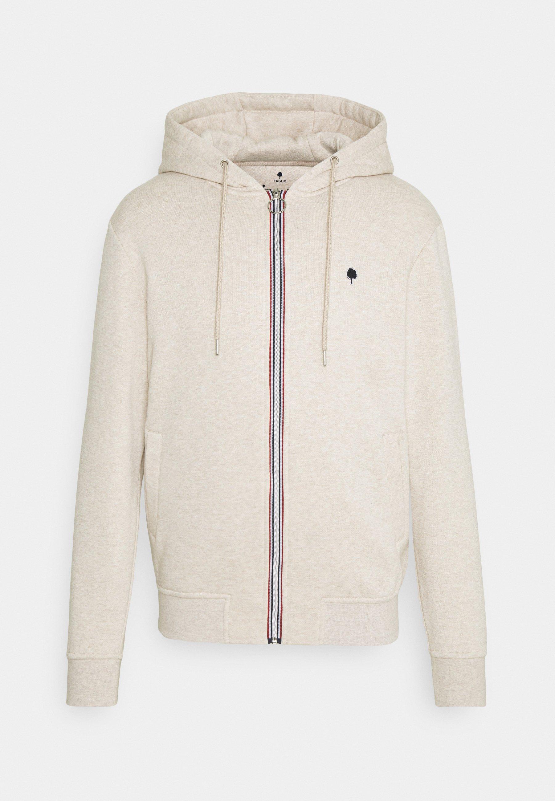 Women UNISEX MESNIL - Zip-up sweatshirt