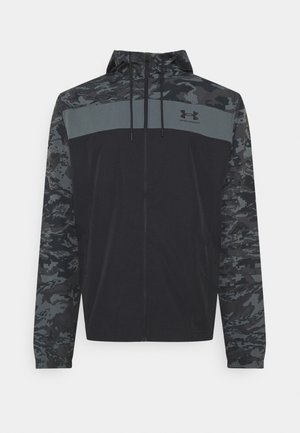 SPORTSTYLE - Training jacket - black