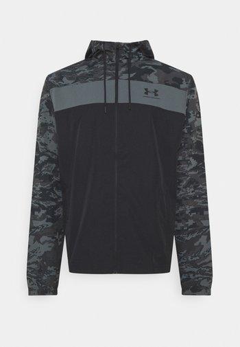 SPORTSTYLE - Træningsjakker - black