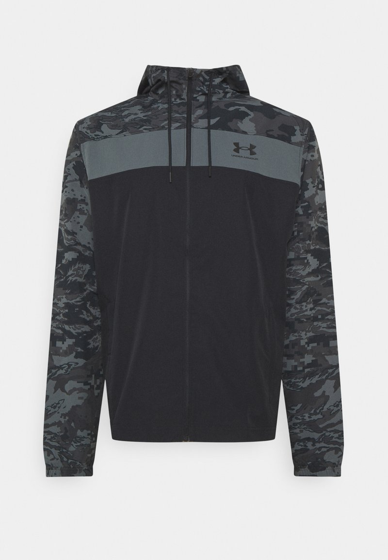 Under Armour - SPORTSTYLE - Training jacket - black