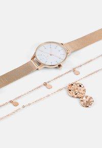 Even&Odd - SET - Watch - rosegold-coloured - 4