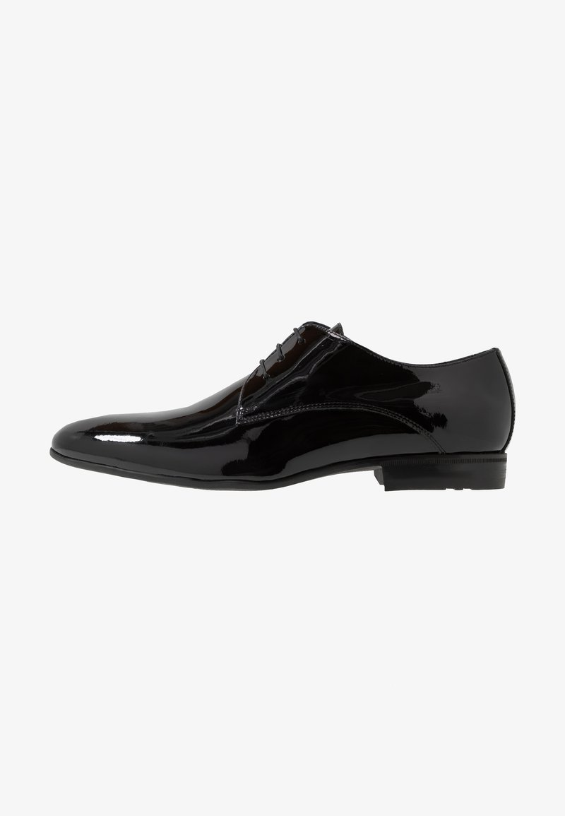 Brett & Sons - Smart lace-ups - noir