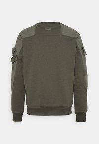 G-Star - CONTAINER  - Sweatshirt - grey - 1