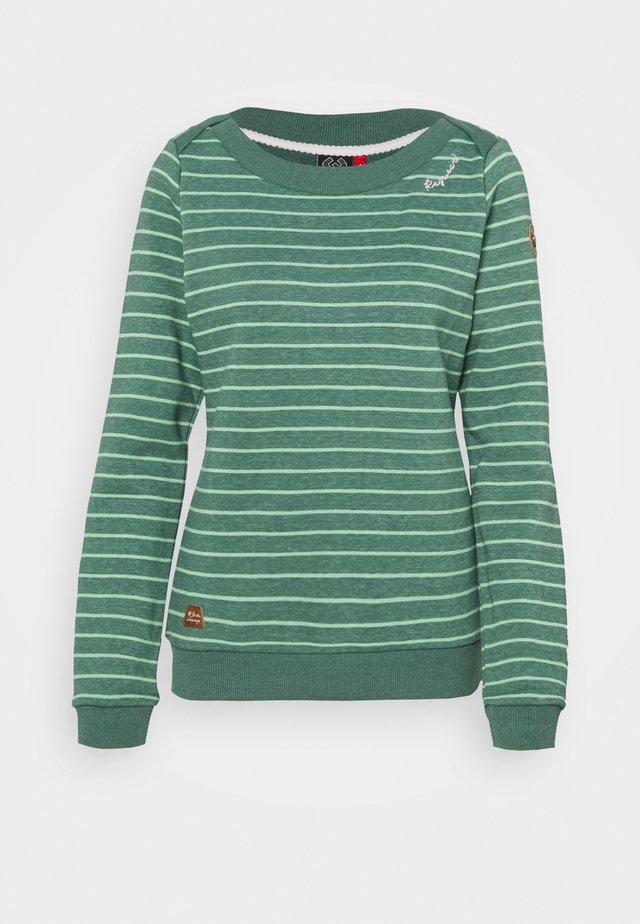 TASHI - Sweatshirt - green