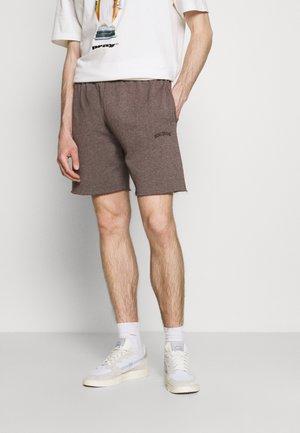 JOGGER UNISEX - Shorts - nut brown
