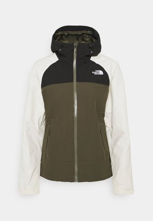 STRATOS JACKET - Giacca hard shell - khaki